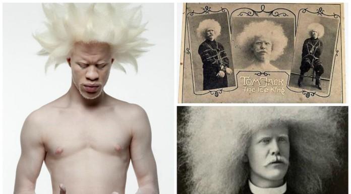 "La curiosa historia de Tom Jack, ""el Houdini albino"""