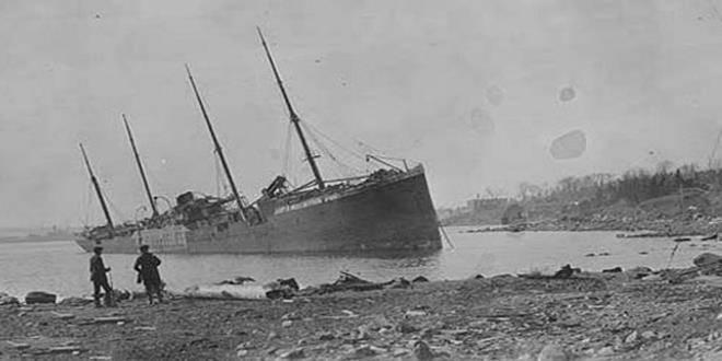 Halifax Explosion (Copy)