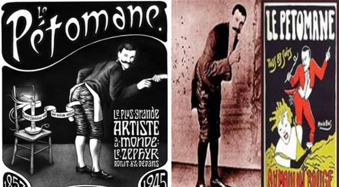 La flatulencia como arte EXISTE: Le pétomane