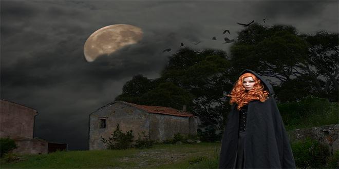 Pelirroja, existen las brujas