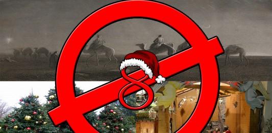 8 países donde la Navidad está PROHIBIDA