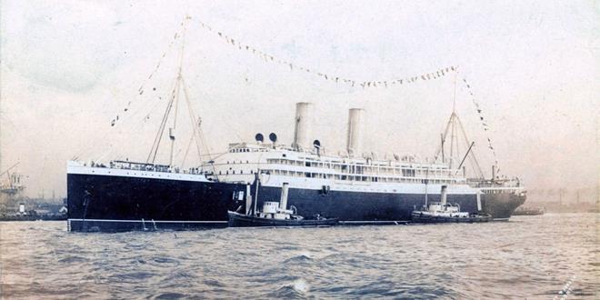 RMS Empress of Ireland (Copy)