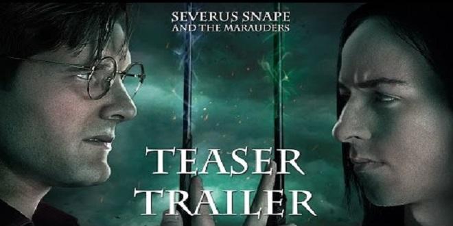 Sverus Snape y los Merodeadores