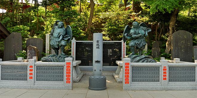 Tengu_Templo