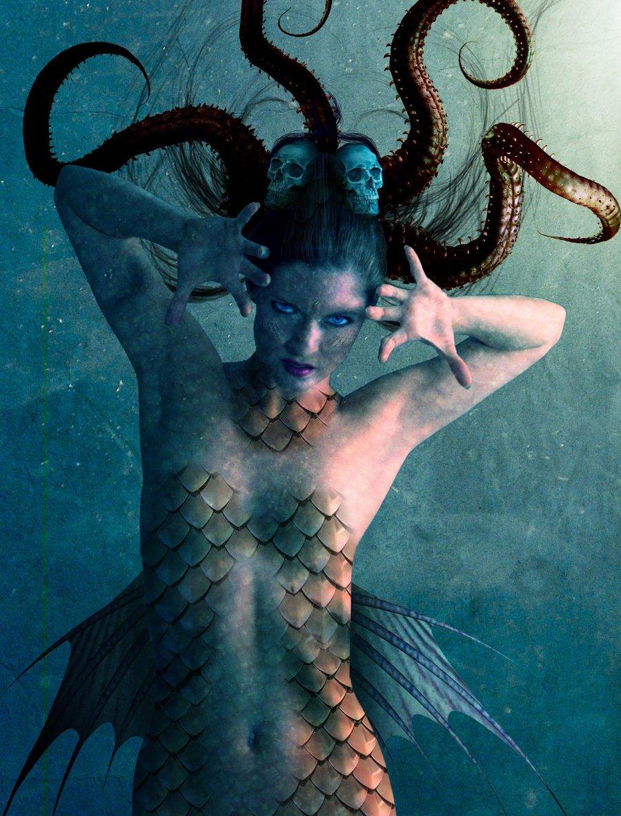 brujas de agua