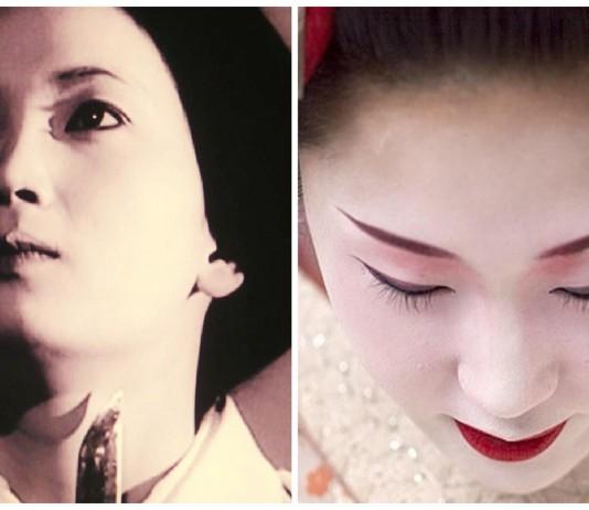Jigai, el ritual femenino de suicidio japonés
