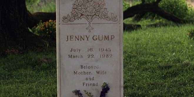 lápida Jenny