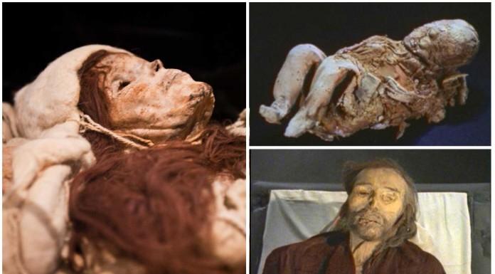 Las increibles momias de Tarim