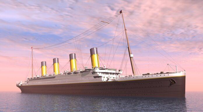 verdadera historia de amor del Titanic