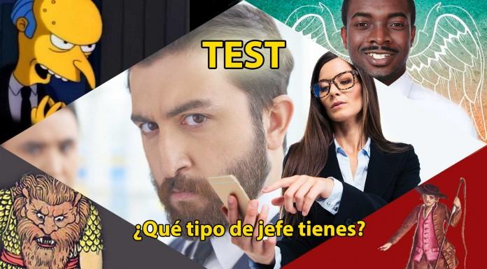 qué tipo de jefe tienes test