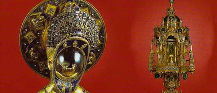 reliquias religiosas
