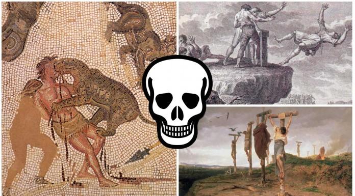 1000 maneras de morir en el Imperio Romano