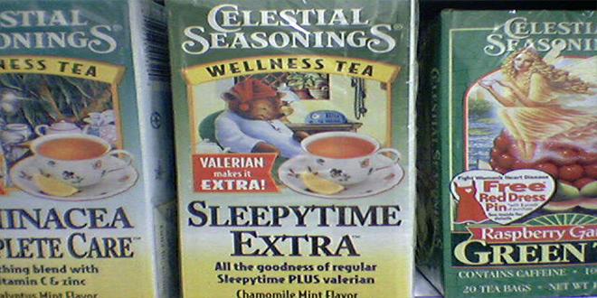 té para dormir