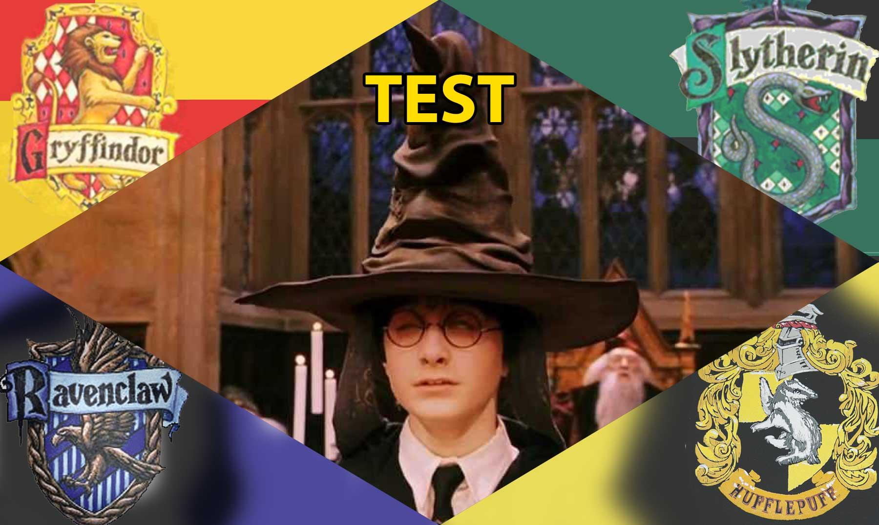 Test cu l es tu casa de hogwarts supercurioso - Test de harry potter casas ...