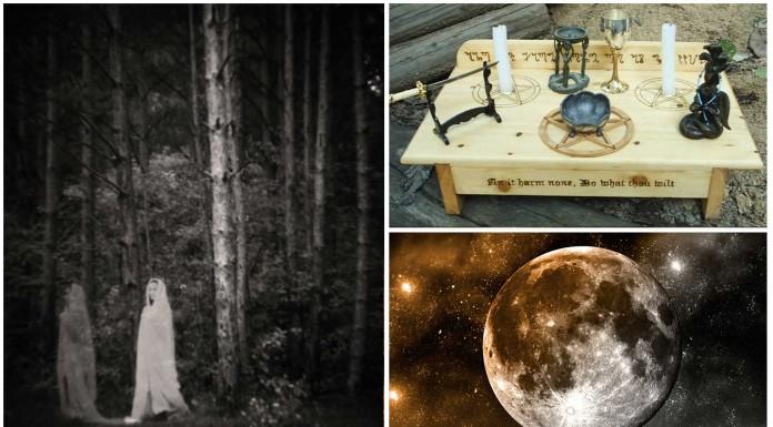 La Wicca, una nueva tradición de la brujería