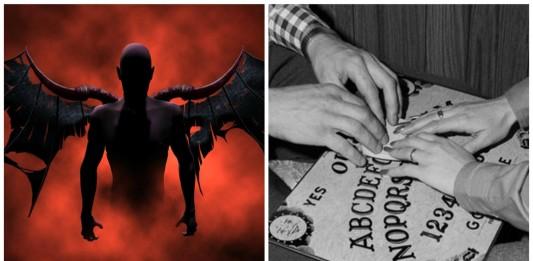 Zozo, el terrible demonio de la Ouija