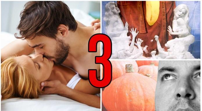 3 cosas que no sabías sobre la sexualidad humana