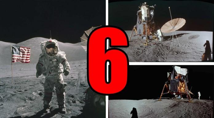 6 motivos por los que la llegada a la Luna podría ser falsa