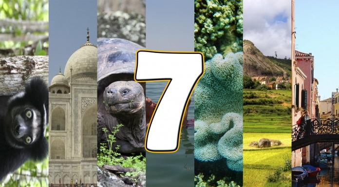7 lugares FASCINANTES que desaparecerán. ¡Conócelos ahora!
