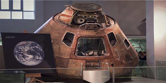 Módulo de mando del Apolo 10