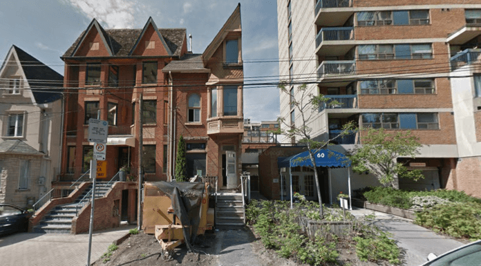 Casa partida Google Street