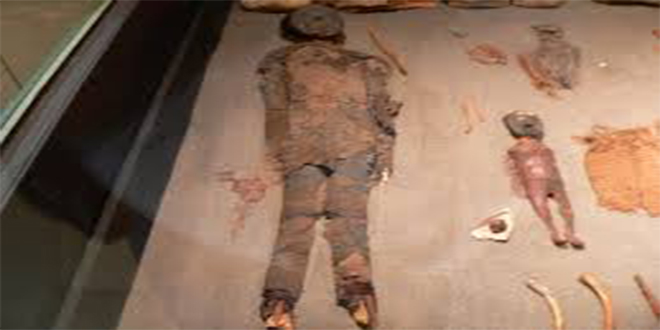 Momias de la cultura Chinchorro, de 7.000 años de antigüedad