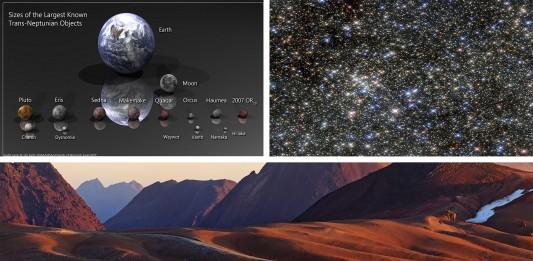 Planetas sin descubrir en nuestro sistema solar
