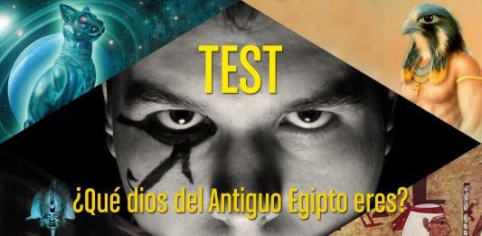 TEST DIOS ANTIGUO EGIPTO