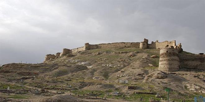 Ruinas del Fuerte de Bala Hisar, Pakistán