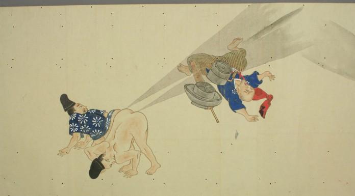 batalla pedos Japón
