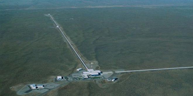 Instalaciones del LIGO