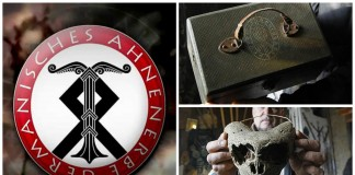 ¡Descubierta una maleta de la Ahnenerbe con un contenido aterrador!