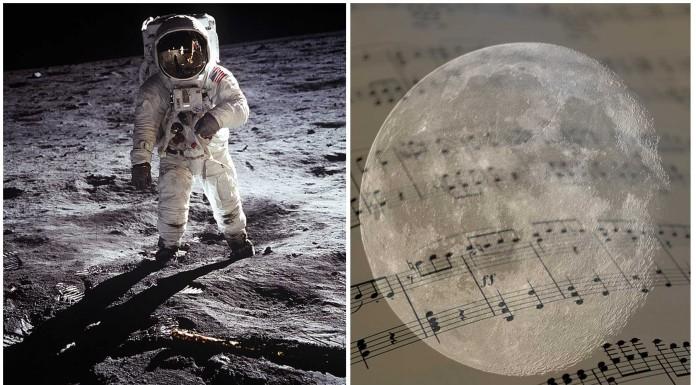 """La """"misteriosa melodía"""" que los astronautas del Apolo oyeron en el Lado Oscuro de la Luna"""