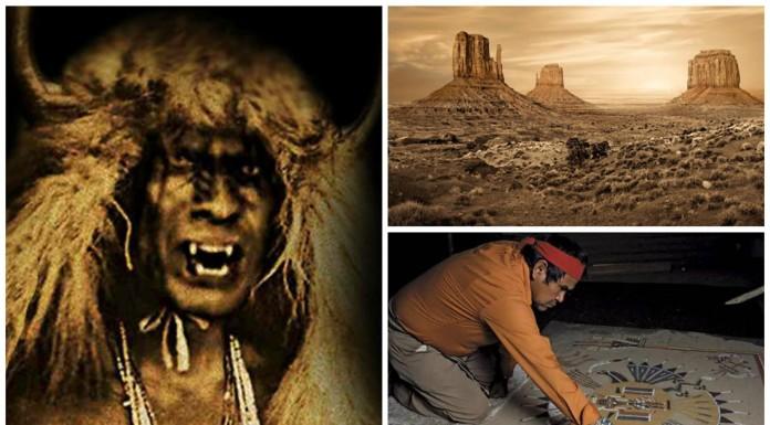 """Una leyenda de los navajos: los aterradores """"cambia-pieles"""""""