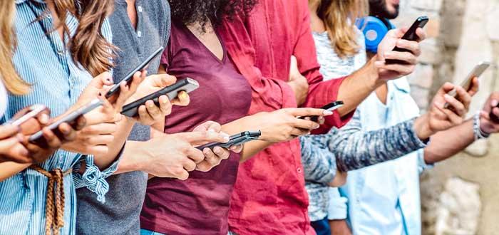 fobia a no tener el celular