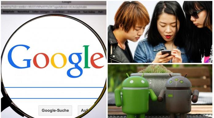 Cómo ver lo que Google guarda de ti si tienes un Android