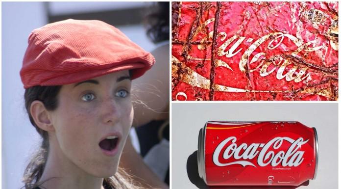 equivocación de Coca Cola