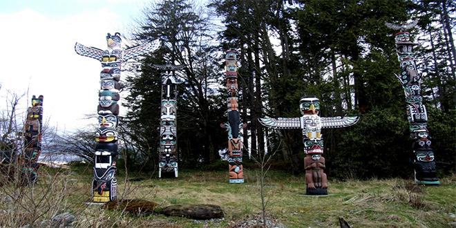 Parque Totem Pole
