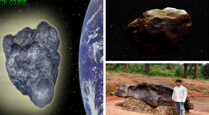4 piedras sagradas que cayeron del cielo