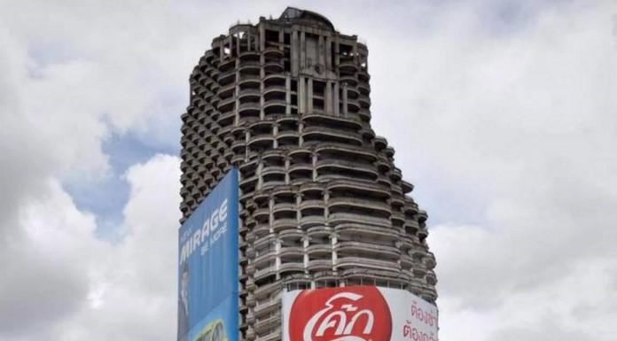 La torre fantasma: el rascacielo embrujado de Tailandia
