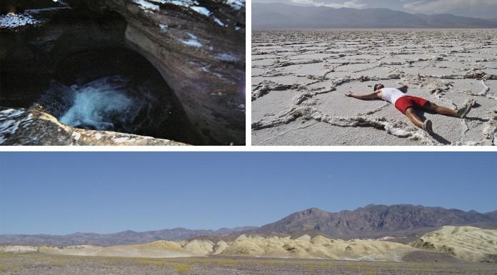 10 datos curiosísimos del Valle de la Muerte