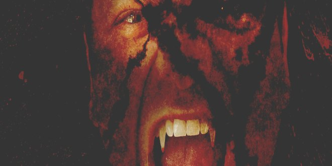 Vampiro hombre