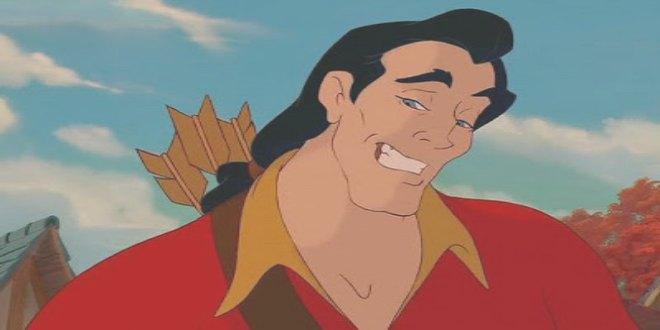 Gaston, la Bella y la Bestia