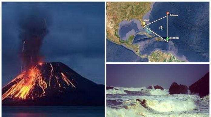 Volcanes gigantes El misterio del triángulo de las bermudas (Copy)