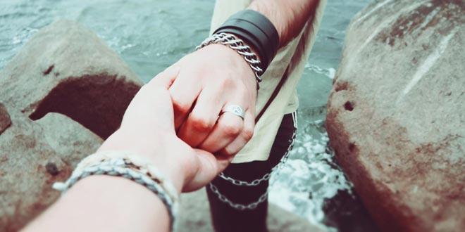 Así mismo son las personas que se enamoran demasiado. ¿Te ha pasado?