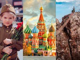 15 Increíbles curiosidades de Rusia
