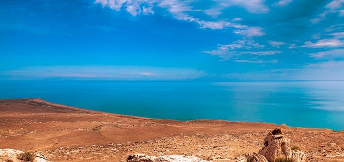 curiosidades de Rusia, Mar Caspio