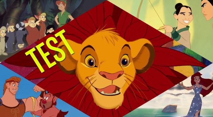 TEST Disney: ¡Descubre cuál es tu película Disney ahora!