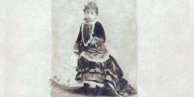 La mexicana Lucía Zárate, la mujer más pequeña del mundo