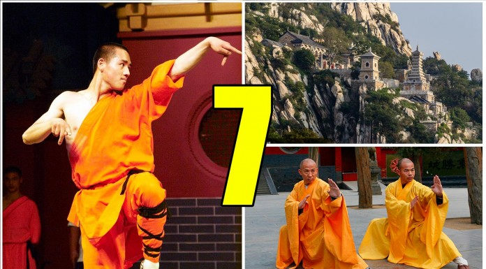 7 datos sobre Shaolin que ignorabas